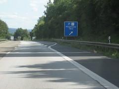 IMG_9218 (European Roads) Tags: road germany highway motorway autobahn freeway giessen a45 hagen siegen dortmund aschaffenburg