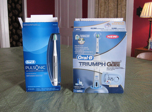 Oral B Products