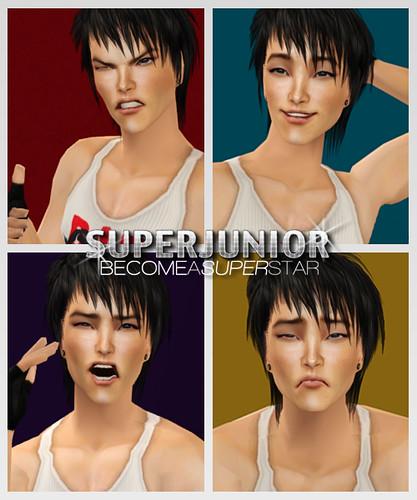 Super Junior, The Contest by •davicito•.