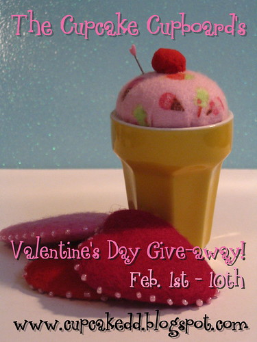 Valentine's Day Give-away!