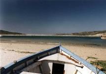 Boat in Galicia