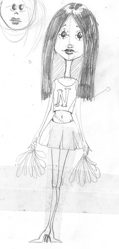 Sketch Vooddoo doll