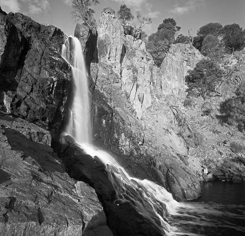 Nigretta Falls, Wannon River