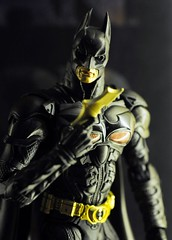 Batman (PowerPee) Tags: toys actionfigure dc batman collectibles darkknight bandai