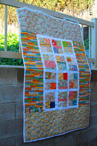 Measurements quilt