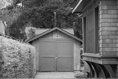 Hewlett Packard garage - where Silicon Valley started