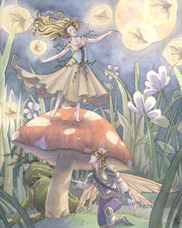 Thumbelina by Sara Butcher