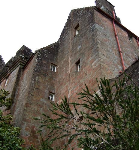 Brodick Castle 18Feb09