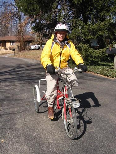 Ken Rogers Trike 3333