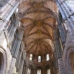 Avila: Catedral interior