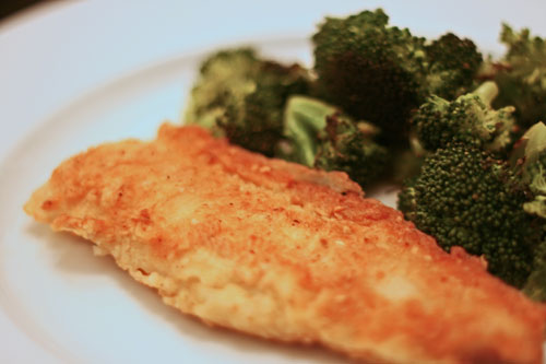 Easy Breaded Cod Recipe