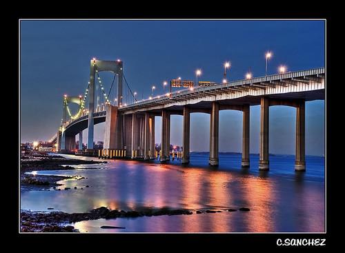 Throgs Neck Bridge HDR