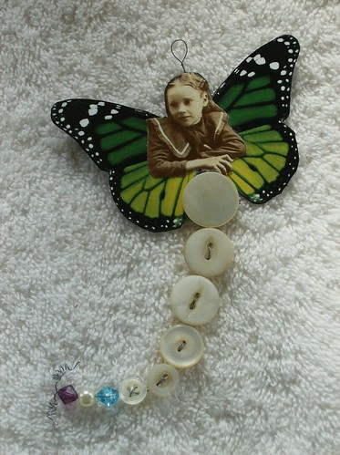 Lillian's Button Fairy