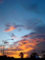 Awan merah