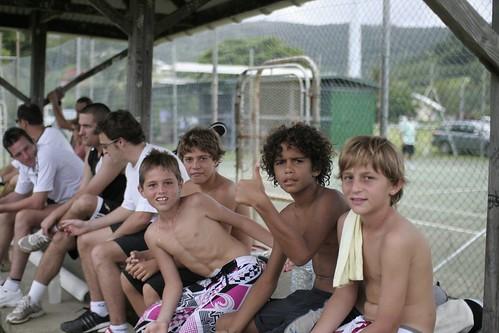 Championnat Provincal de Tennis 2009 à Poindimie #19