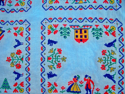 Penn Dutch Tablecloth by you.