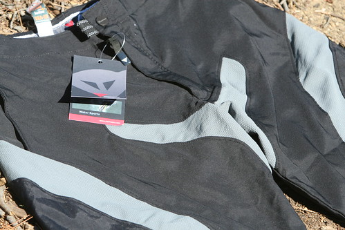 Dainese air flux shorts