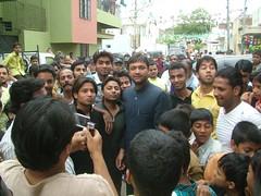 MiM Party Floor Leader Akbaruddin Owaisi (Hyderabadonline) Tags: india muslim islam e hyderabad andhra pradesh charminar cyberabad majlis owaisi asaduddin ittehadul muslimeen
