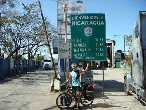 Bienvenidos a Nicaragua - my WT country #33...