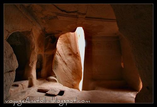 Cave Monastery at Cappadocia