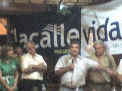 LAMELA SANZÓN VIDALIN LACALLE (Isabel Olivera) Tags: 33 sauce cerrillos lista lacalle canelones dirigentes vidalin
