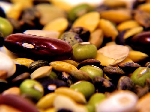 Cereali e legumi a tutta salute