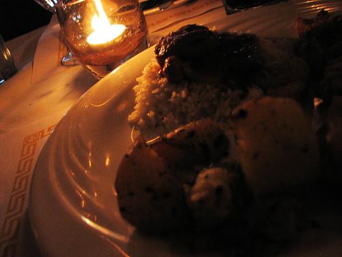 Mmmm.  Indian food.
