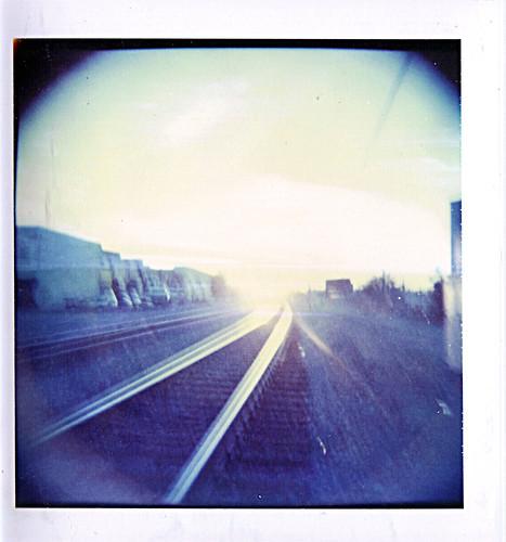 Tucson Tracks Holgaroid 70/365