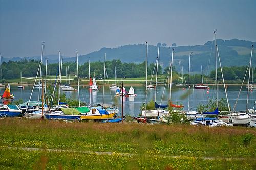 Carsington Waters sailing club