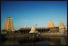 Ekambarathanathar Temple (Creative Sam) Tags: water temple sam sony creative kulam creativesam sony350 ekambarathanathar ekambarathanathartemple sony1855mm