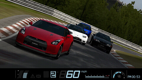 Gran Turismo PSP - Replay 1