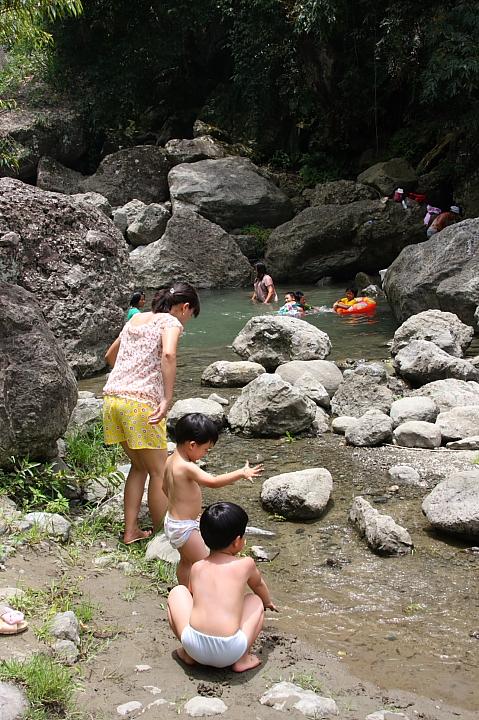 羅山瀑布016