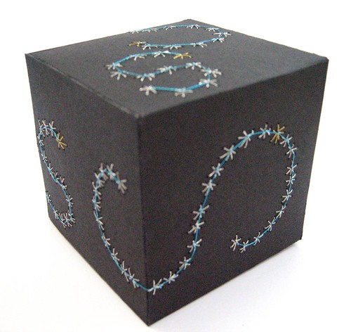 """Margaret Gosley cube • <a style=""""font-size:0.8em;"""" href=""""http://www.flickr.com/photos/61714195@N00/3727290040/"""" target=""""_blank"""">View on Flickr</a>"""