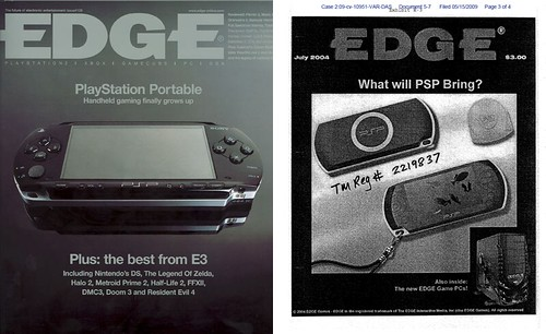 Edge Magazine Comparison