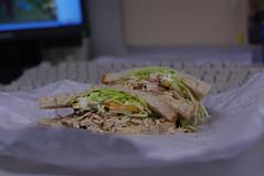 Day 173 - Roast Chicken Sandwich