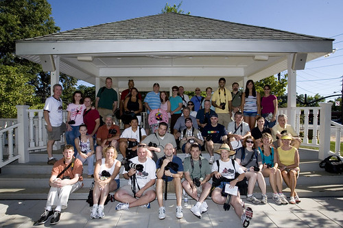Roswell Photowalk Group © Mike Noa