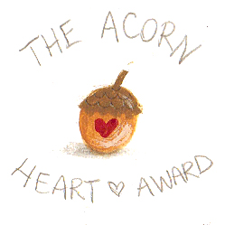 The Acorn Heart Award