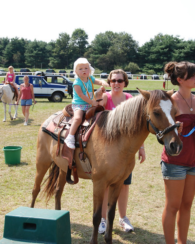 Riding the Horses