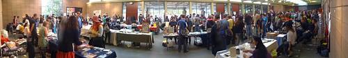 Zine Fest panorama