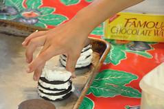 Icebox cupcakes