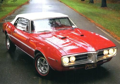 フリー画像| 自動車| ポンティアック ファイヤーバード| 1967 Pontiac Firebird| アメ車|       フリー素材|