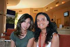 Adele and Eva 2 (Adele Liu) Tags: summer vacation resort egitto  clubmed watersport elgouna  villaggio   egypet