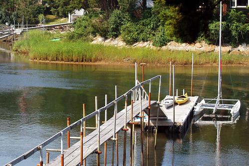 tahanto dock
