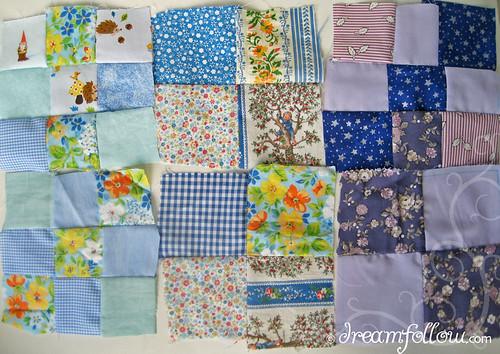 quilt squares