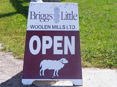 Briggs and Little Woolen Mill