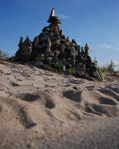 Cairns of Cape Cod (Angle 2)