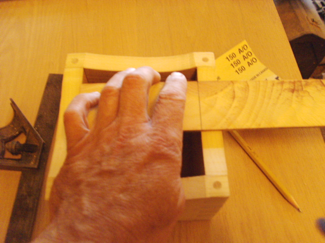 Measuring to cut inserts