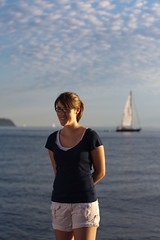 Sailing Sailing... (TylerIngram) Tags: photowalk westvancouver photogs lightousepark atkinsonlighthouse