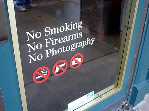 No Smoking Guns?