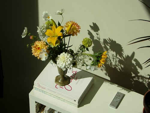 Wheelson & Artgirl's Flowers